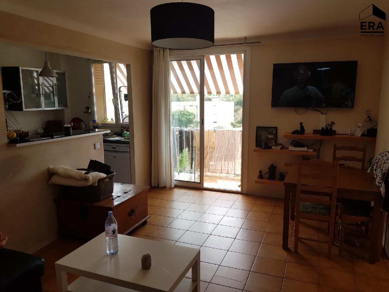 A VENDRE APPARTEMENT TYPE 4 MARSEILLE 13014 ST BARTHELEMY BALCON PARKING