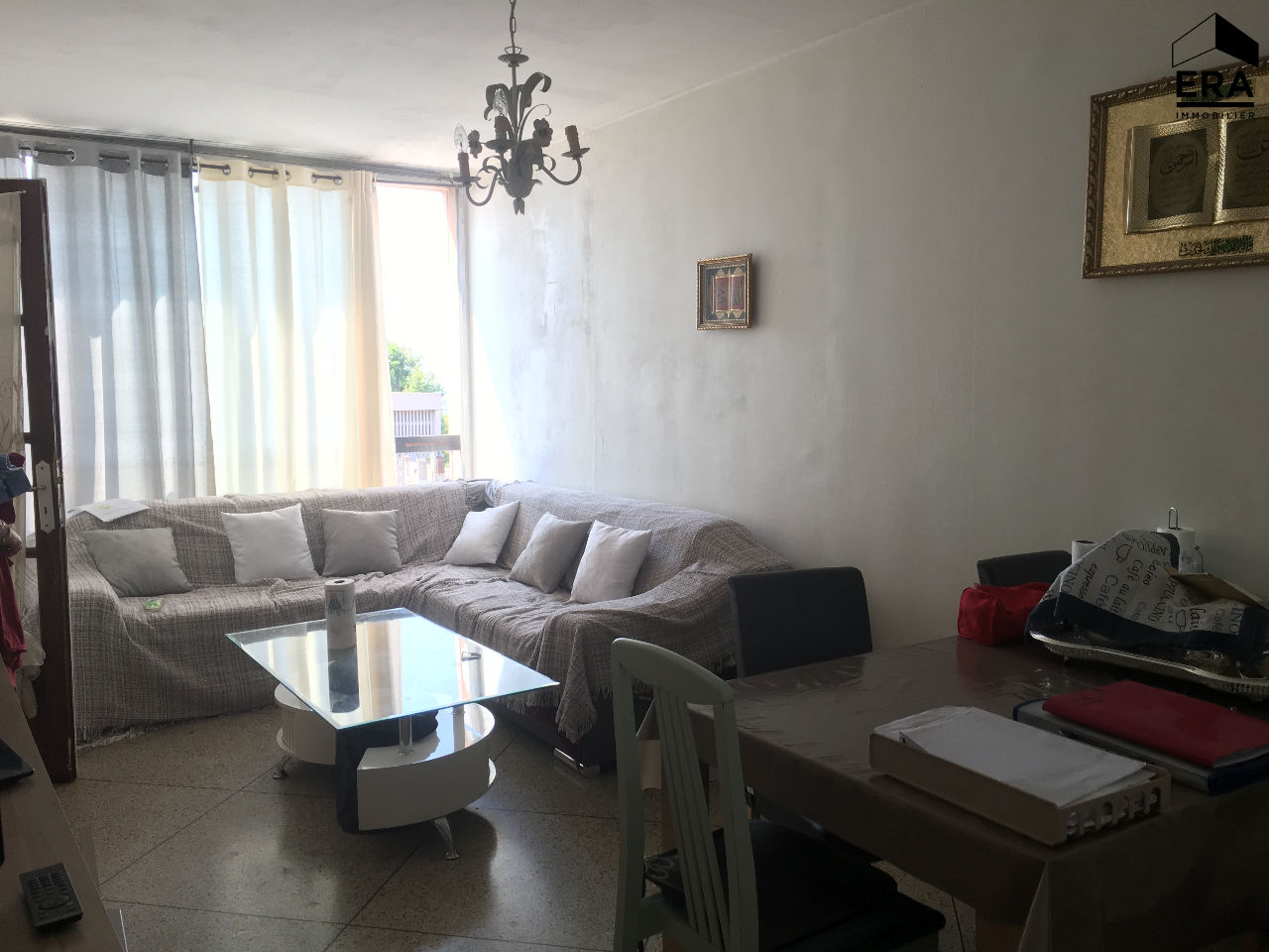 A VENDRE APPARTEMENT MARSEILLE 13015 SAINT JOSEPH TYPE 4 GARAGE